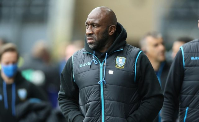 Darren Moore will front a new-look backroom staff at Sheffield Wednesday.
