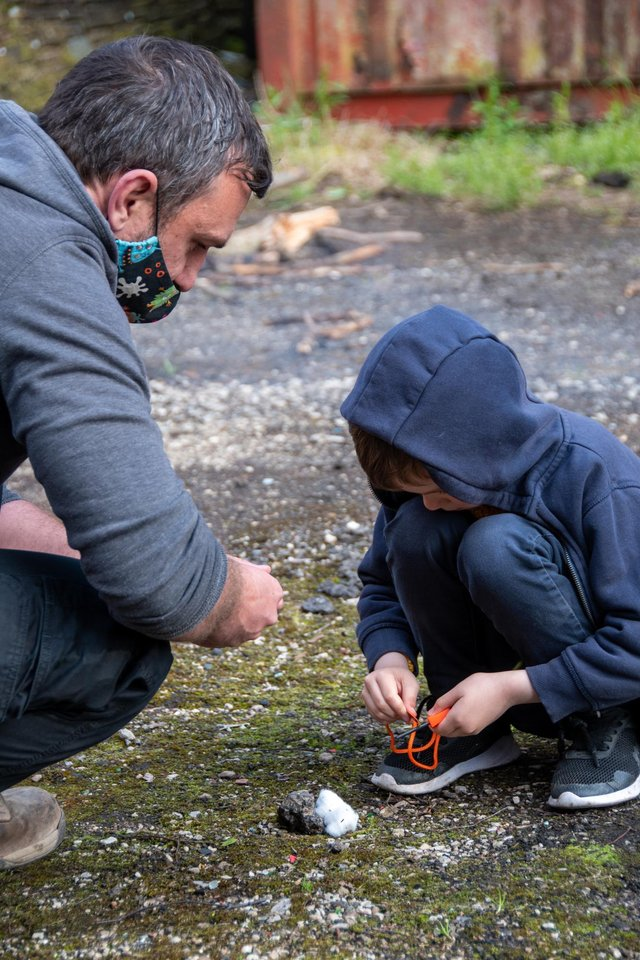 Hundreds of volunteers are needed to help young people reconnect, supporting their wellbeing and building skills for life.