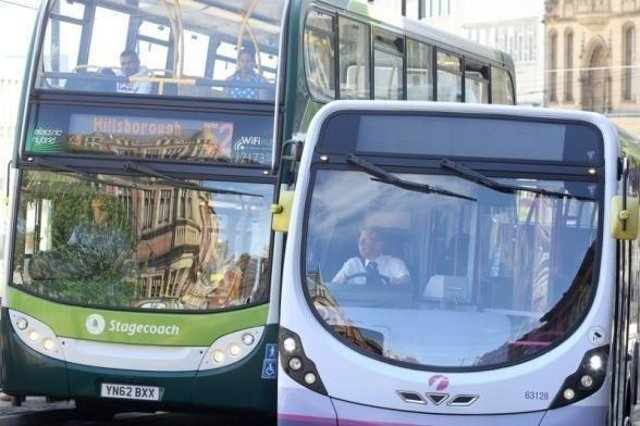 Sheffield buses