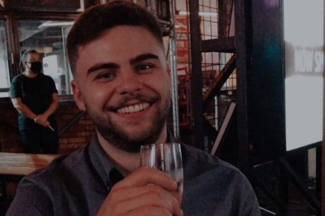 Jacob Whitehead (22) has an incurable brain tumour.