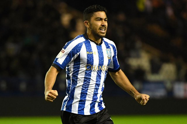 Massimo Luongo is targeting an immediate return to action at Sheffield Wednesday.