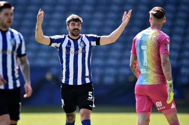 Sheffield Wednesday forward Callum Paterson was left out of the last Scotland squad.