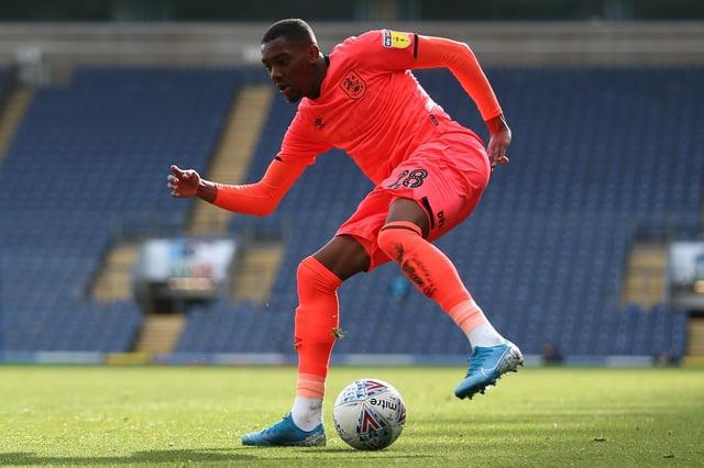 Jaden Brown is a Sheffield Wednesday player.