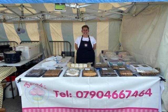 Visit the range of stalls selling quality local produce.
