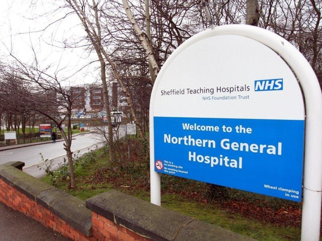 One of the hospitals run by Sheffield Teaching Hospitals NHS Foundation Trust.
