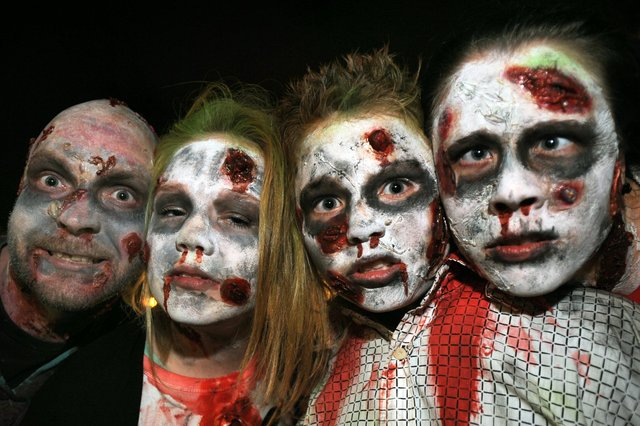 Here are some retro pictures of Sheffield's Halloween celebrations. Can you spot yourself?