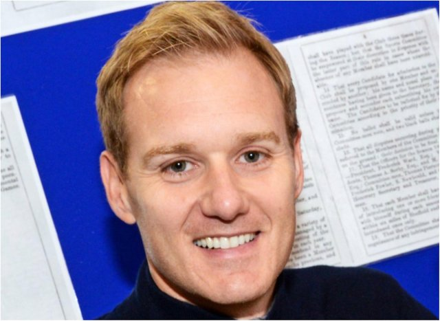 BBC Breakfast host Dan Walker has praised his local post office workers in Sheffield