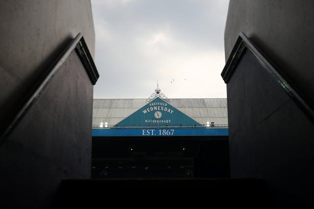 Sheffield Wednesday's Hillsborough stadium