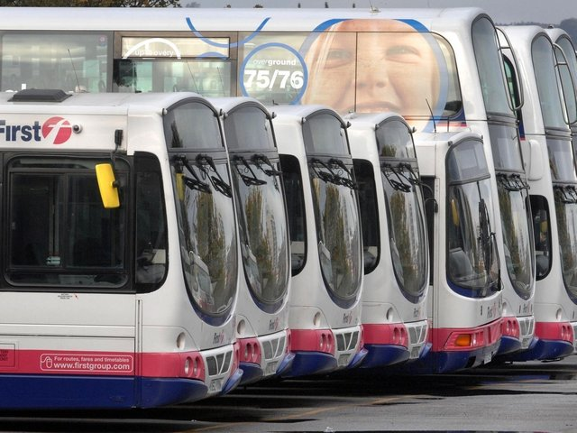 Sheffield bus services have hit by vandalism