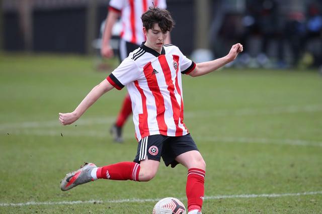 Owen Hampson in action for the Blades last season: Simon Bellis/Sportimage