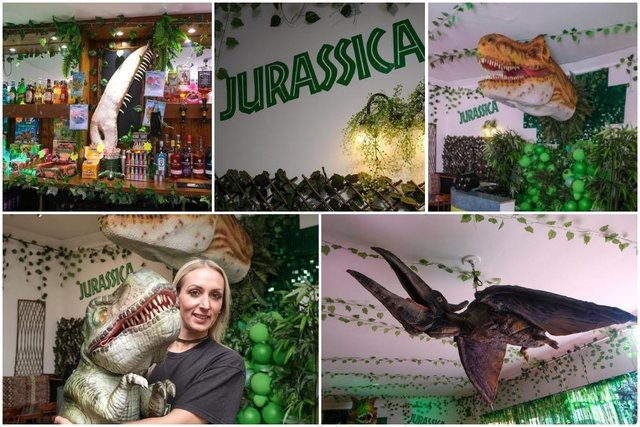 Jurassica is set to open on Thursday, July 1