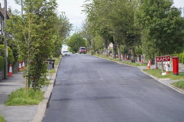 Newman Road. Picture Scott Merrylees