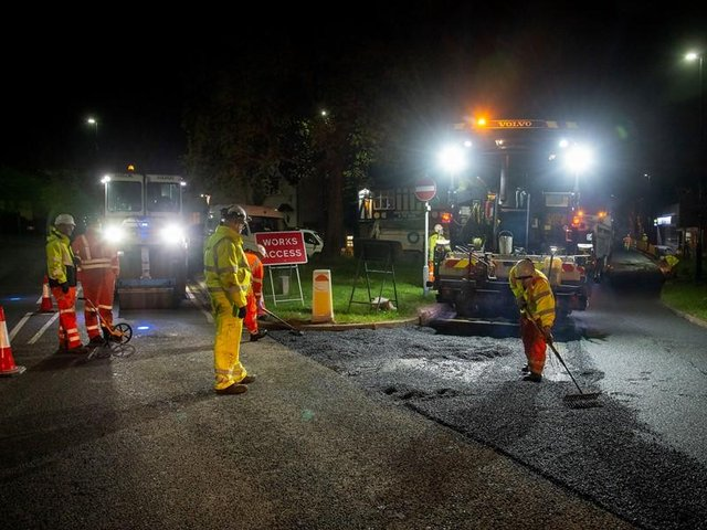 Road workers and bin collection crews have faced shocking abuse from drivers.