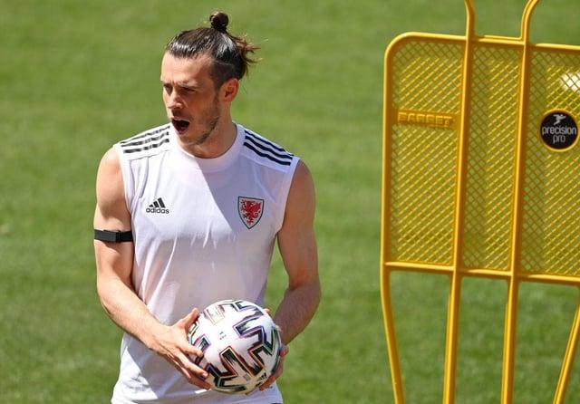 Wales star Gareth Bale. Photo by Dan Mullan/Getty Images