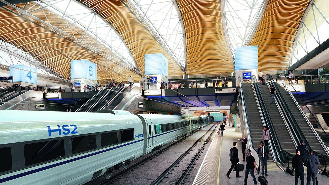 'Disaster' if Sheffield misses out on HS2, Lord David Blunkett says