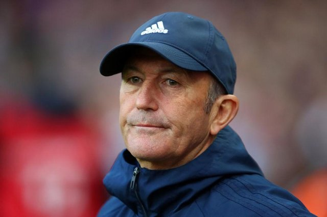 Tony Pulis will be speaking to the media today, for the first time since taking charge of Sheffield Wednesday last last week.  (Photo by Clive Mason/Getty Images)