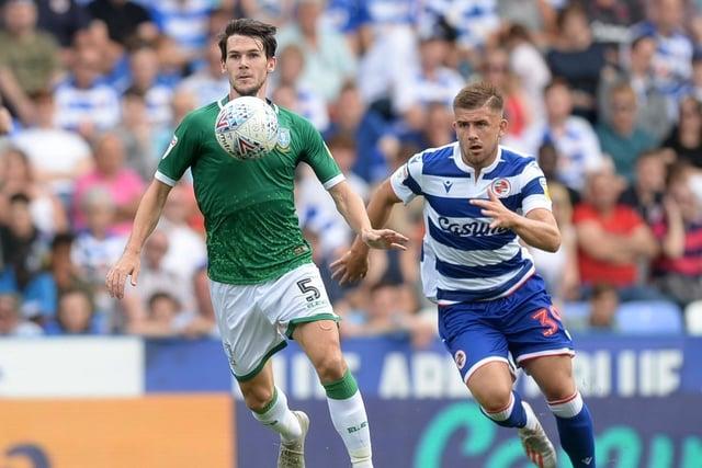 Kieran Lee has made an impressive start to his season with Sheffield Wednesday.