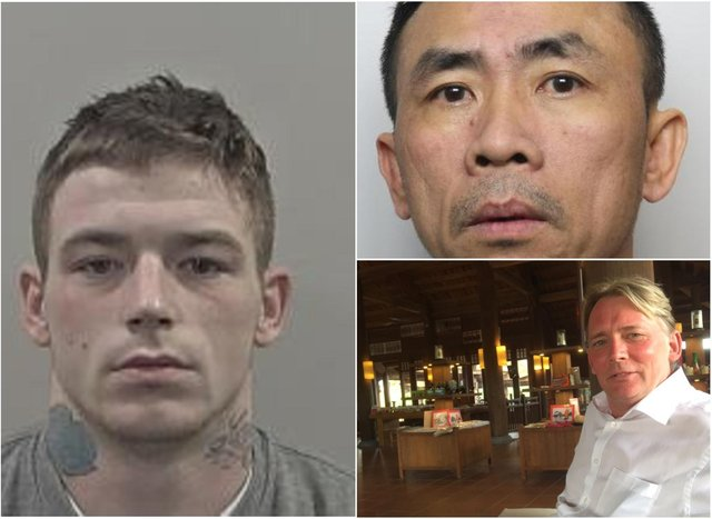 South Yorkshire Police has published details of those wanted for questioning by detectives investigating a range of offences, including murder and rape
