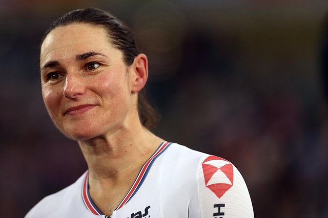 Dame Sarah Storey (photo by Bryn Lennon/Getty Images).