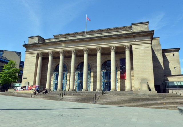 Sheffield Music Kings are urging SCT to reopen venues such as City Hall for the sake of the city's economy