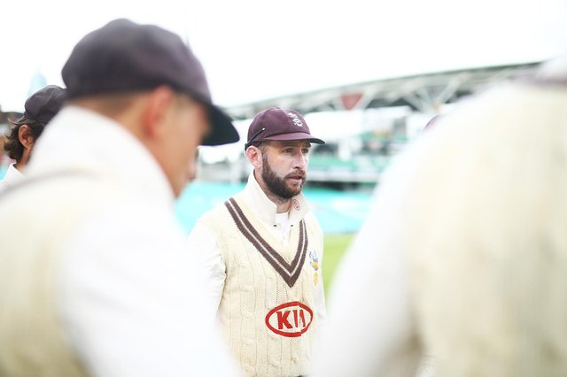 Mark Stoneman in action for Surrey (Jordan Mansfield/Getty Images for Surrey CCC)