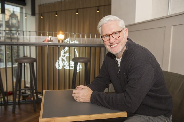 Tim Nye, co-owner of Marmadukes, which is opening a third site in Sheffield on Ecclesall Road.