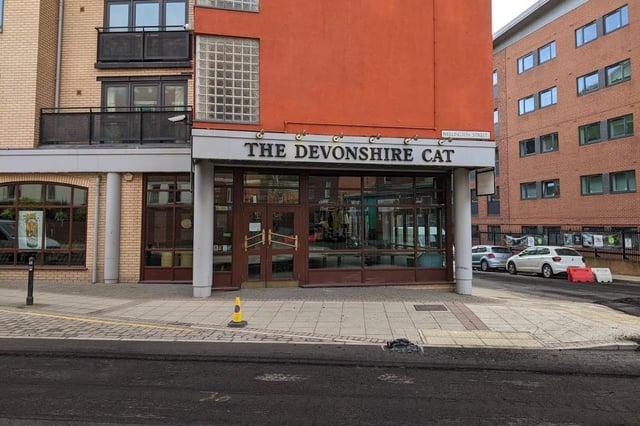 "The Devonshire Cat shut, describing the impact of Covid-19 as ""devastating""."