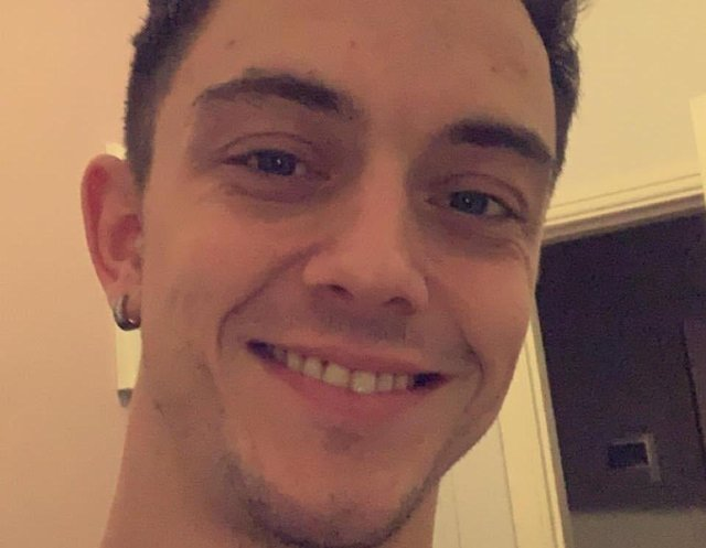 Mark Robinson, 28 has been missing since Saturday.