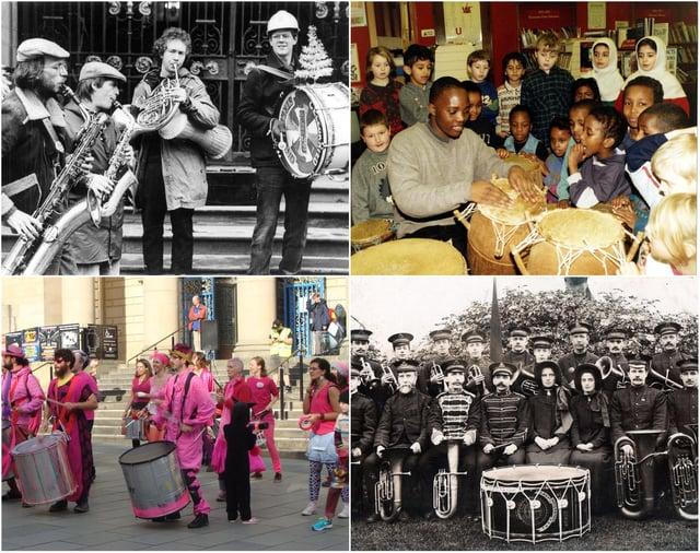 The rhythms of Sheffield's past