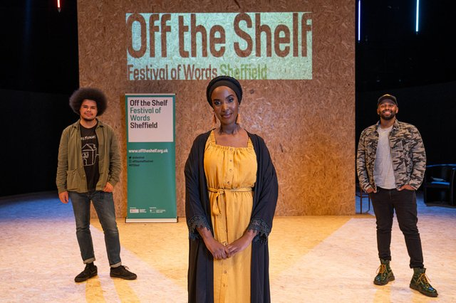 Warda Yassin pictured at Off the Shelf. Picture: Timm Cleasby Photography