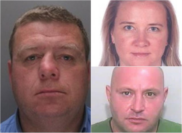 The National Crime Agency publishes its 'most wanted' list on its website.