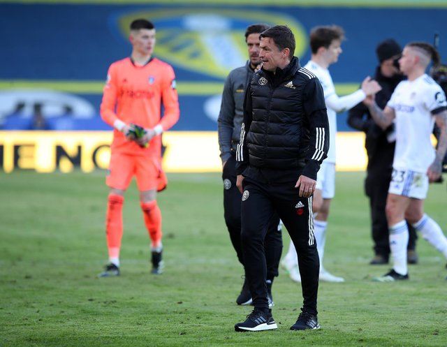 Paul Heckingbottom is in temporary charge of Sheffield United: Simon Bellis/Sportimage