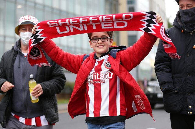 Sheffield United fixtures (PA)