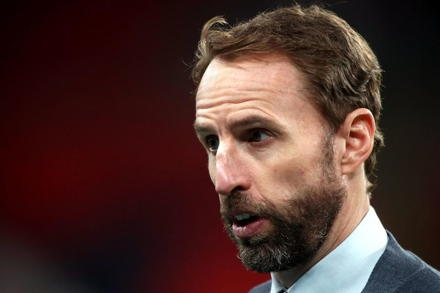 England manager Gareth Southgate. Picture Nick Potts/PA Wire.