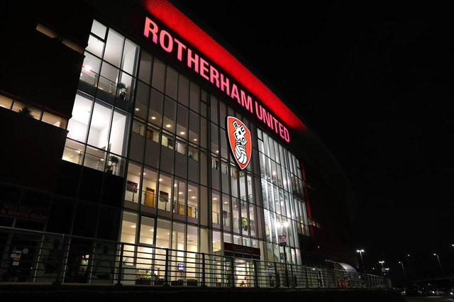 Rotherham United are back in the Championship relegation mire after a run of four defeats. (Photo by Alex Livesey/Getty Images)