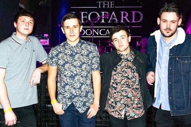Sheffield alt/indie rock band The Rosadocs are first up at the Leadmill on May 28, where they were due to play in February. The band, who formed in 2017, have appeared at Tramlines and the Y Not Festival locally and have supported The Sherlocks several times. Book at https://leadmill.co.uk/event/the-rosadocs/