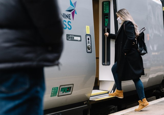 Services between Sheffield and Cleethorpes are expected to be busy