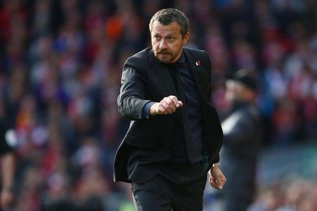 Serbian manager Slavisa Jokanovic: GEOFF CADDICK/AFP via Getty Images
