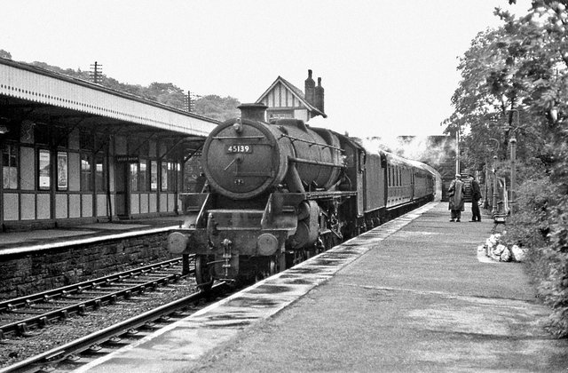 Millhouses and Ecclesall in 1963.