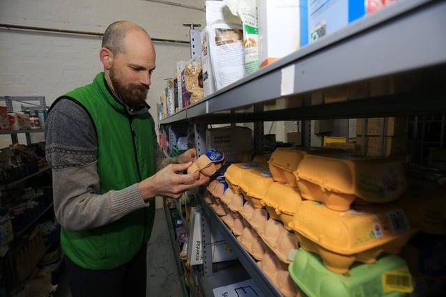 Rene Meijer, CEO of Food Works.  Picture: Chris Etchells