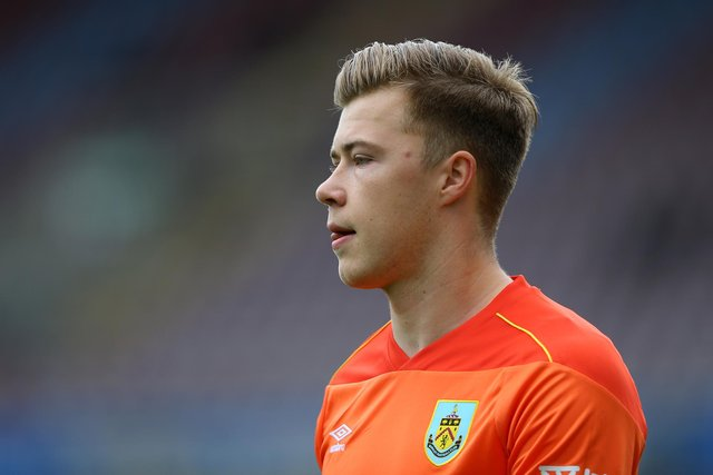 Bailey Peacock-Farrell has emerged as a transfer target for Sheffield Wednesday.