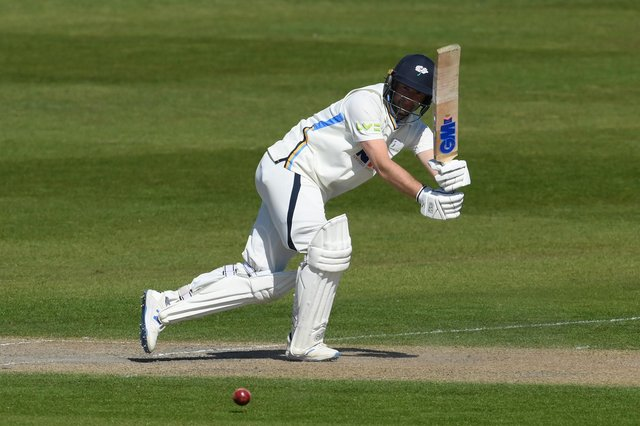 Adam Lyth has enjoyed a stunning start to the 2021 season  (Photo by Mike Hewitt/Getty Images)