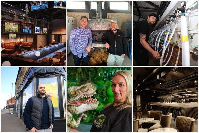 A number of brilliant new bars, pubs and restaurants are set to open in Sheffield this year