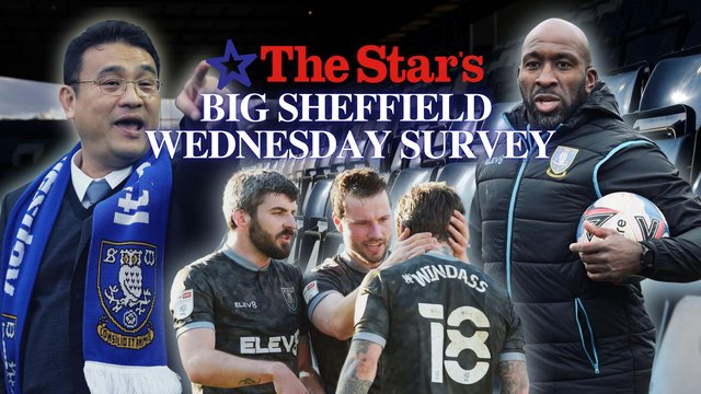 Take part in our BIG Sheffield Wednesday survey.