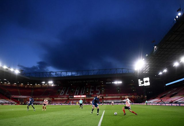Bramall Lane. (Photo by Laurence Griffiths/Getty Images)