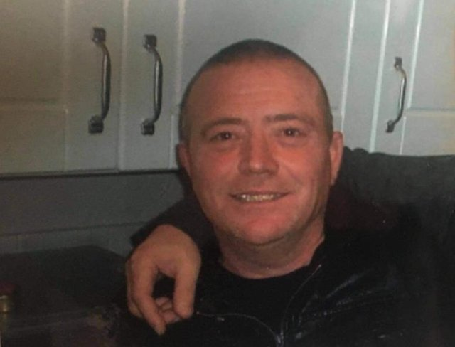 Peter Bartholomew, from Arbourthorne, Sheffield, sadly died of pneumonia, aged 54