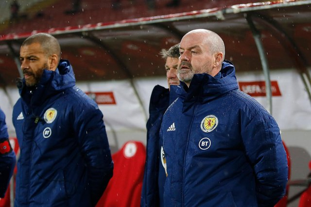 Scotland manager Steve Clarke has had tough calls to make on Sheffield Wednesday pair Callum Paterson and Liam Palmer.