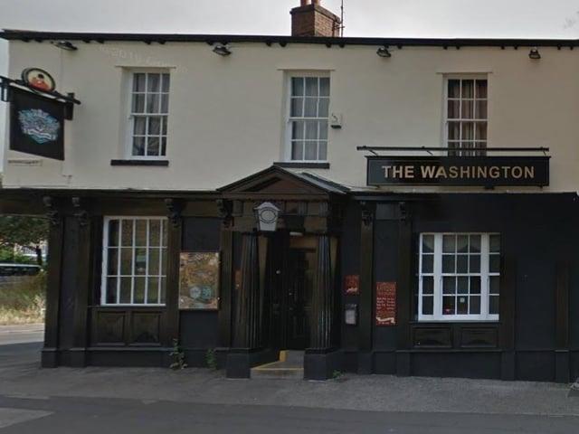 The Washington, Sheffield.