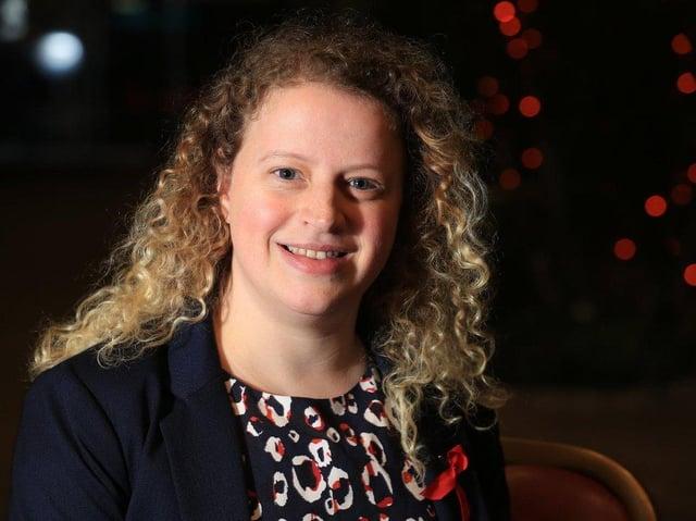 Sheffield Hallam MP Olivia Blake.
