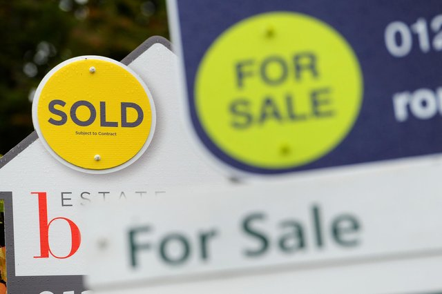 As soon as properties go on the market in Sheffield, they are sold
